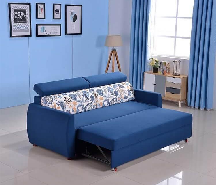 Italian Sofa Cum Bed design in pakistan