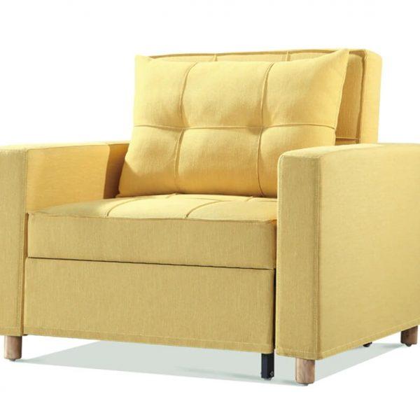 One Seater Sofa Cum Bed