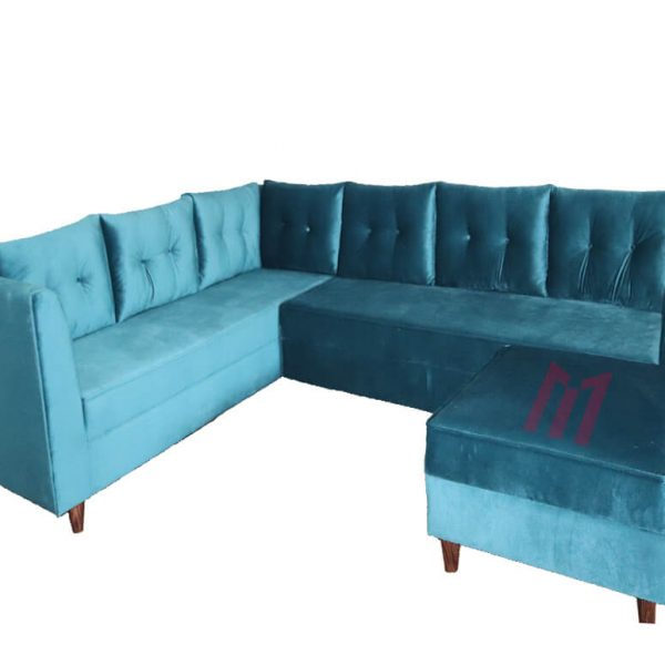 Maqbool Corner Sofa Set
