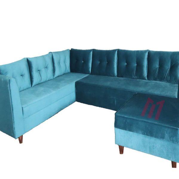 Maqbool Corner Sofa Set