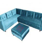 Maqbool High Take Corner Sofa Set