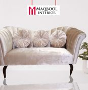 Maqbool Living Room Sofa Design