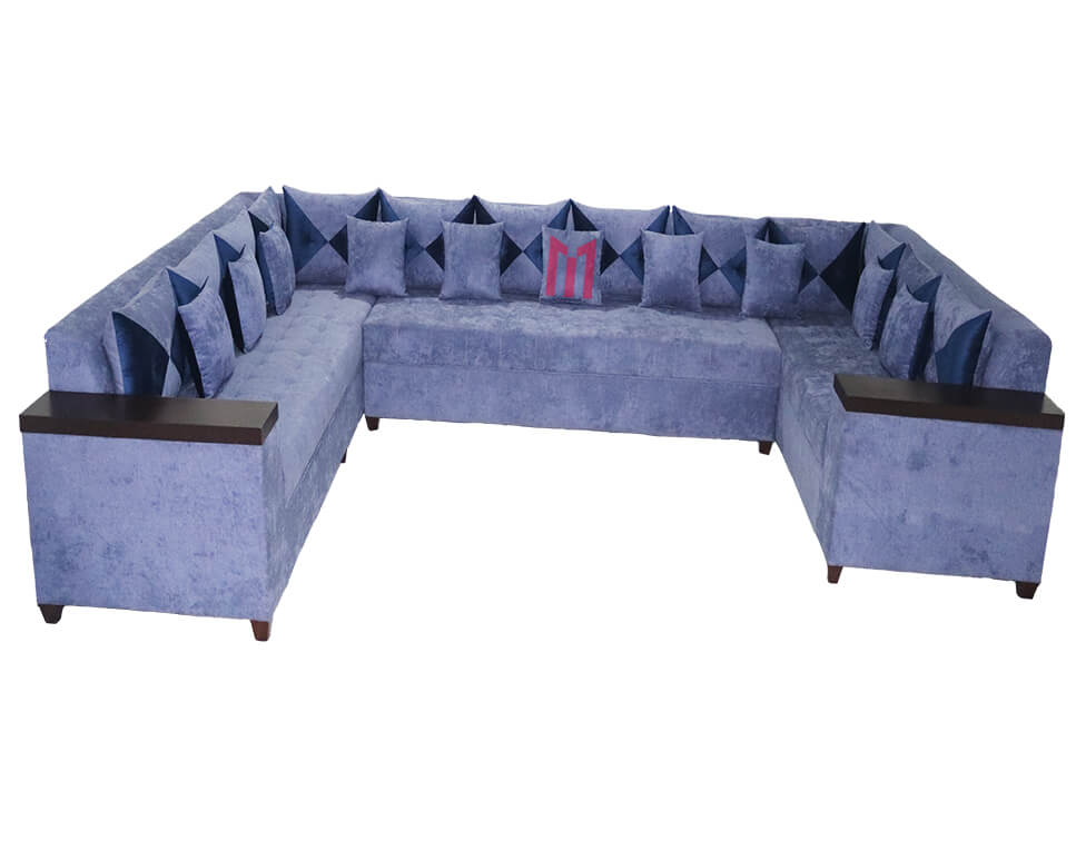 13 Seater U-Shape Corner Sofa