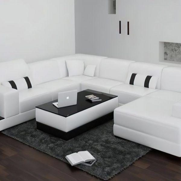 Modern L Shape Sofa #MLS13
