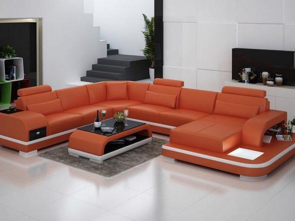 Modern L Shape Sofa #MLS2