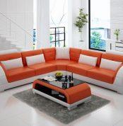 Modern L Shape Sofa #MLS9