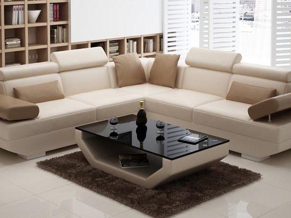 Modern L Shape Sofa #MLS5
